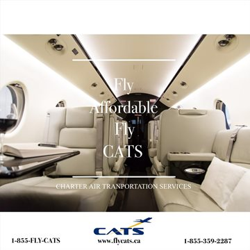 Charter Airline Services